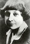 Marina Ivanovna Cvetajeva