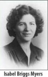 Isabel Briggs Myers