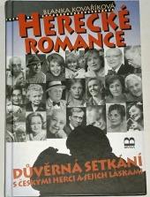 Herecké romance - bazar