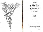 Příběh panice a jiné básně - bazar