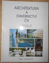 Architektura a stavebnictví ČR 1989-1995 - bazar