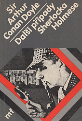 Dobrodružství Sherlocka Holmese - bazar