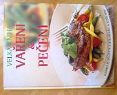 Velká kniha vaření a pečení - bazar