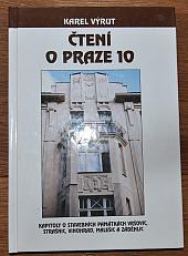 Čtení o Praze 10 - bazar
