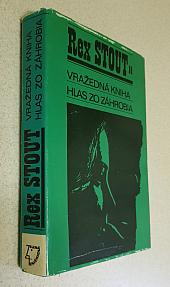 Nero Wolfe zv. 2: Vražedná kniha / Hlas zo záhrobia - bazar