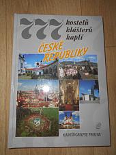 777 kostelů, klášterů, kaplí České republiky - bazar