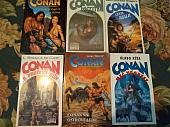 Conan na Ostrově ledu - bazar