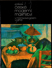 České moderní malířství - bazar