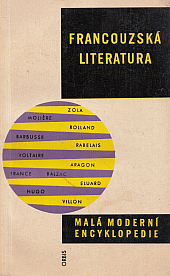 Francouzská literatura - bazar