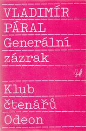 Generální zázrak - bazar