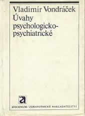 Úvahy psychologicko-psychiatrické - bazar