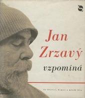 Jan Zrzavý vzpomíná - bazar