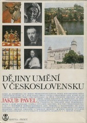 Dějiny umění v Československu - bazar