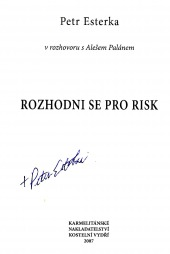 Rozhodni se pro risk - bazar