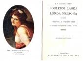 Poslední láska lorda Nelsona - bazar