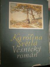 Vesnický román - bazar