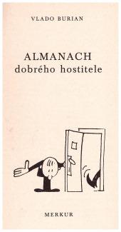 Almanach dobrého hostitele - bazar