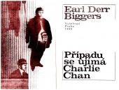 Případu se ujímá Charlie Chan - bazar