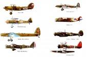 Vojenská letadla (1), letadla první světové války - bazar
