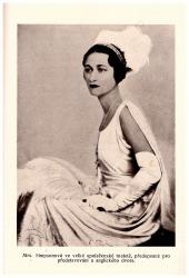 Mrs.Wallis Simsonová - bazar
