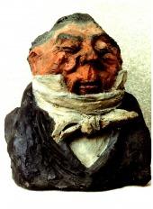Paměť sochařského portrétu - bazar