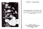 Poezie z exilu - bazar