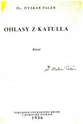 Ohlasy z Katulla - bazar