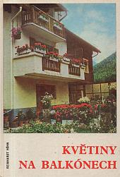 Květiny na balkónech - bazar