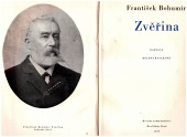 František Bohumír Zvěřina - bazar