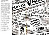Kronika českého fotbalu 1 - bazar