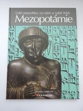 Mezopotámie - bazar