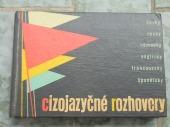 Cizojazyčné rozhovory - bazar
