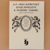 Dvojí poselství k českému národu: (Kšaft, Smutný hlas) - bazar