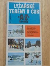 Lyžařské terény v ČSR - bazar