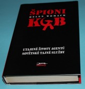 Špióni KGB - Utajené životy agentů sovětské tajné služby - bazar