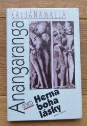 Anangaranga aneb Herna boha lásky - bazar