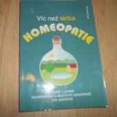 Homeopatie - víc než léčba - bazar