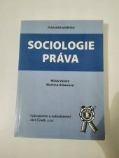 Sociologie práva - bazar