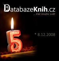 Páté výročí Databáze knih