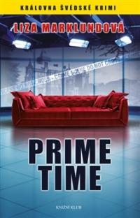 Obálka pod lupou: Prime time / Liza Marklund