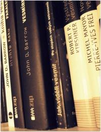 Almanach knihprodejců - Třeba první list