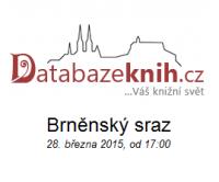 Pozvánka na brněnský sraz Databáze knih