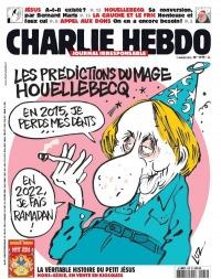 Michel Houellebecq – Parchant, který si vás podrobí