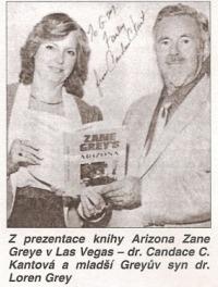 Arizona podle Zane Greye