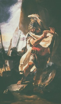 Agnosco fortunam Carthaginis