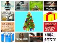 Deset knižních tipů na vánoční dárky