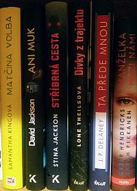 Pár doporučení a nedoporučení pro čtenáře thrillerů