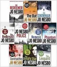 Reťazenie kníh II – Jø Nesbo