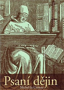 Psaní dějin obálka knihy