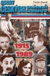 Osudy českých zrádců 1915-1989 obálka knihy